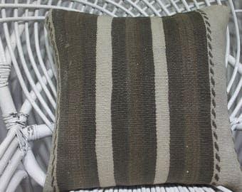 outdoor chair cushions 16x16 pillow covers 16x16 bohemian throw pillow 16x16 home design 16x16 ethnic kilim pillow 16x16 organic kilim 3835