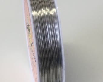 23 Gauge Pure Stainless Steel Wire (316L) - FREE SHIPPING