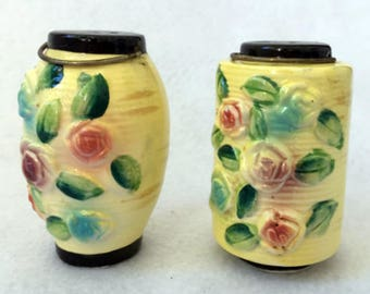Vintage Chinese Lantern Salt and Pepper Shakers