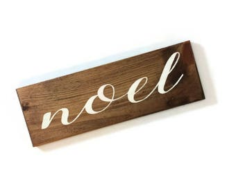 Noel Wall Sign - Noel Signs - Noel Decor - Noel Wall - Noel - Noel Wall Decor - Wall Noel - Sign Noel - Christmas Decor - Wall Christmas