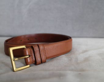 Authentic Coach Belt