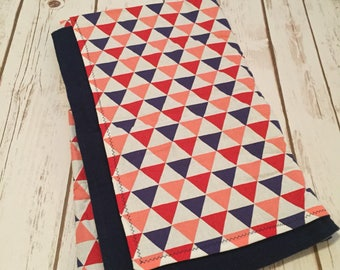 Girls Geometric Flannel Blanket