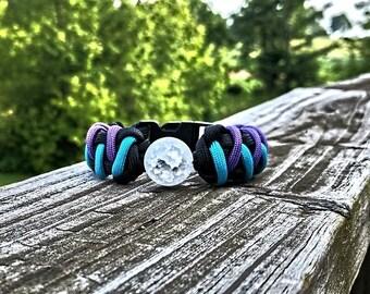 Moon Paracord Bracelet