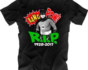 Adam West Memorial Shirt R.I.P.