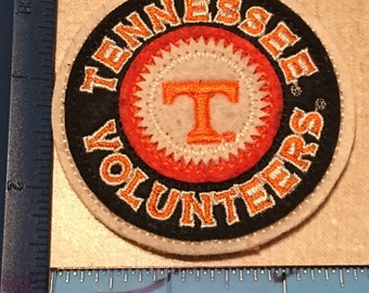 Tennessee Volunteers Embroidered Patch