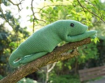 Green Chameleon / green chameleon