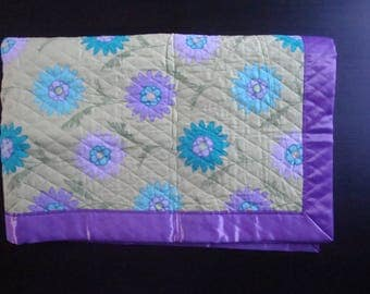 Purple Baby Blanket