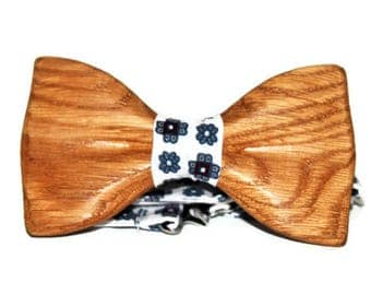 Hand made bow tie with pocket handkerchief. Self tie bow tie. Wood bow ties for wedding. Gift wooden bow tie for him.