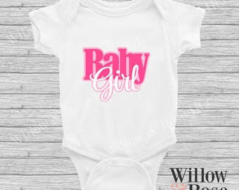 Baby Girl Baby Onesie In Sizes 0000-1
