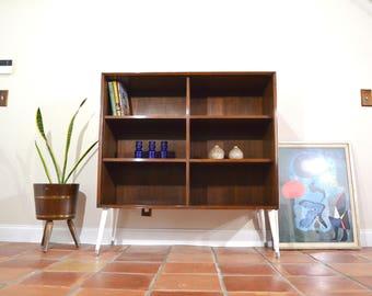 Mid Century Bookcase or Shelf Cabinet