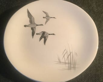 Johnson Brothers Flying Geese design: 6 X Dinner Plates
