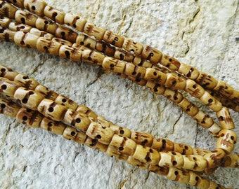 Yak bone mala prayer bead