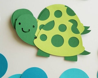 TURTLE CUT OUTS