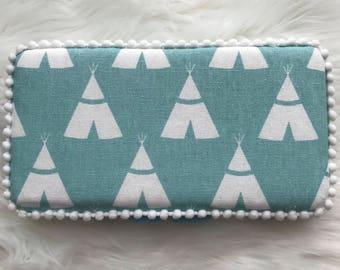 Handmade Baby Wipe Case