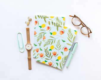 The Madame notebook - A5 patterned notebook