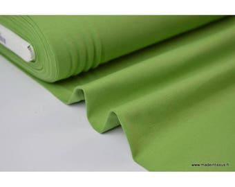 JERSEY coton élasthanne tilleul23 x1m