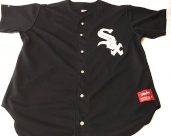 Chicago White Sox 54 Size Rawlings Jersey
