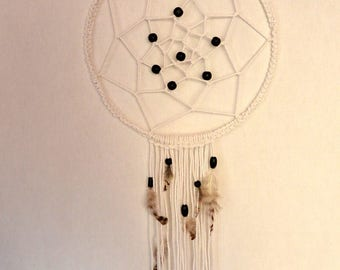 Hanging wall hanging dream catcher