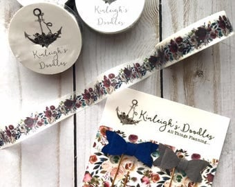 RTS Felt Clips Set // November Doodle Box Planner Clips Ready to Ship