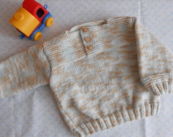 baby sweater size 6 months