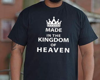 Made in the Kingdom T-Shirt