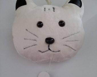 "ultra soft ""cat"" music box"