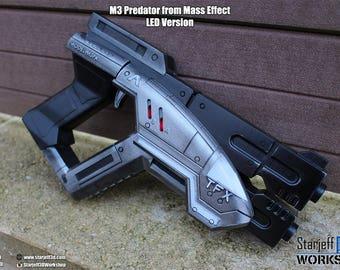 M3 - Predator from Mass Effect [Fan-art]