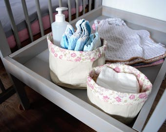 AVAILABLE * set of 2 small baskets products