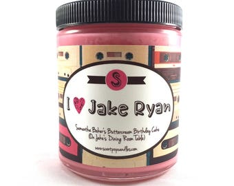 Jake Ryan, Sixteen Candles Inspired Soy Candle