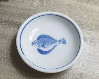 Fish ring dish ~ small ring dish
