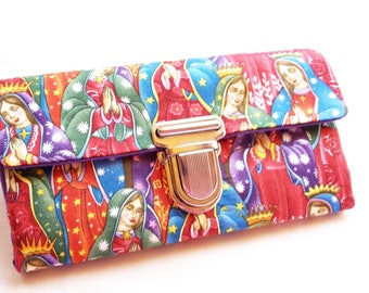 Wallet, purse, coin purse, stock exchange, Madonna, icon