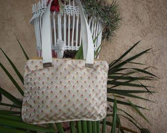 Small purse or bag girl satin