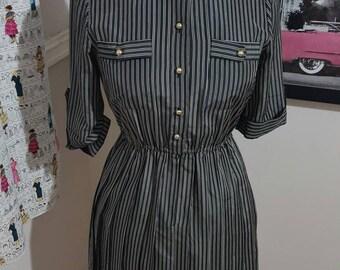 Vintage Folsom Prison Blues Dress SIZE S/M