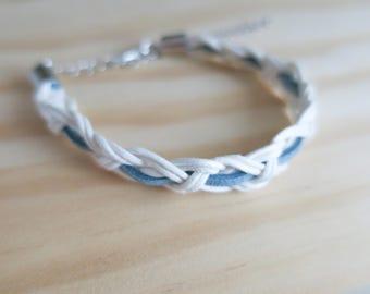 Braided Leather   Suede   Aromatherapy   Essential Oil   Diffuser Bracelet   Friendship Bracelet   Yoga   Handmade   Active Bracelet