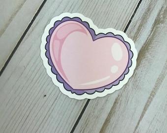 Kawaii Valentines Diecut 12