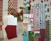 Christmas Card Making Kit, Christmas Cards, Card Making, DIY Greeting Cards, Card Kit, Kits, Crafts, Cards, Handmade Cards