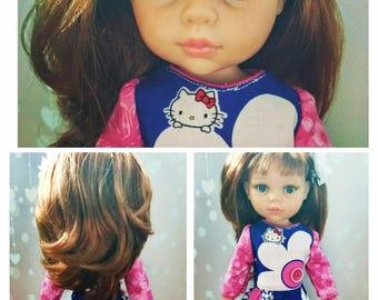 32cm Paola Reina Doll Dress