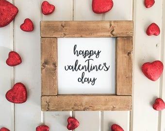 Valentines Day Sign | Etsy