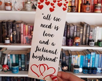 Love and Fictional Boyfriends