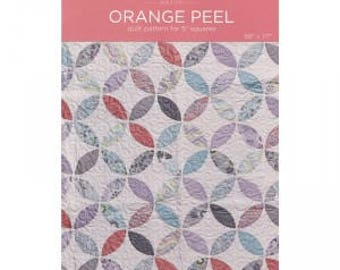 MSQC Orange Peel Quilt Pattern