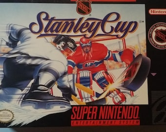 Authentic NHL Stanley Cup Complete In Box