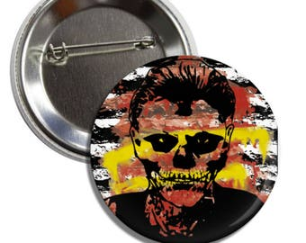 American Horror Story Tate Langdon Pin, Grafitti Pin, AHS Murder House, Evan Peters, Ghost Stories, AHS Gifts, Emma Roberts, Jessica Lange,