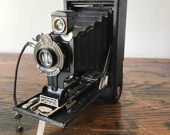 Original No. 1A Autographic Kodak Junior Camera