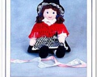 Knitting Patterns For Welsh Dolls : Dolls from the TEAROOM/ Doll/ Toy Knitting Patterns/ 4