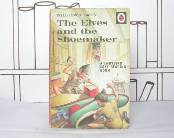 The Elves and the Shoemaker (Vintage, Ladybird)