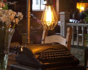 Corona Typewriter Case Lamp