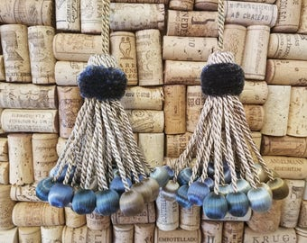 Silk Venetian Tassels