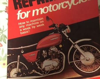 Castrols Tune up and Repair for Motorcycles: How to maintain any machine on a week by week basis !