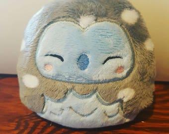 Custom Made Unique Owl Plush Toy