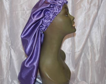 Afrotique Satin Bonnets